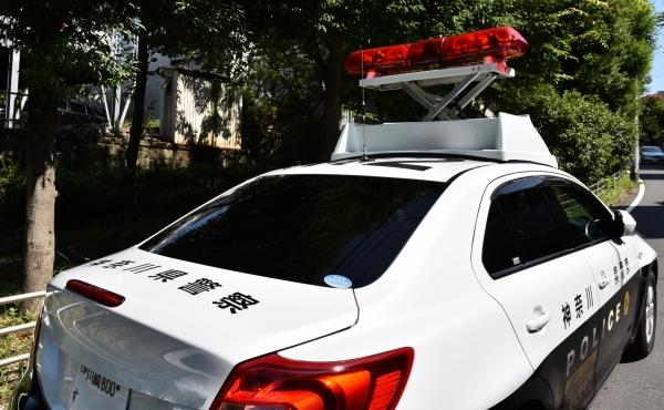 神奈川県警、パトカー