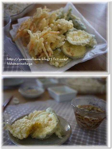 001-素麺と天ぷら200905-1254