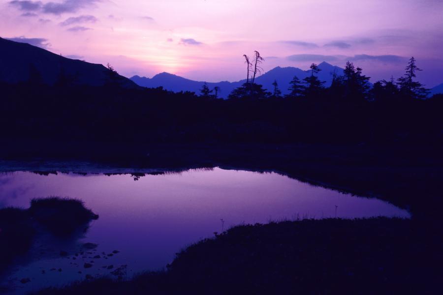 立山五色ヶ原1