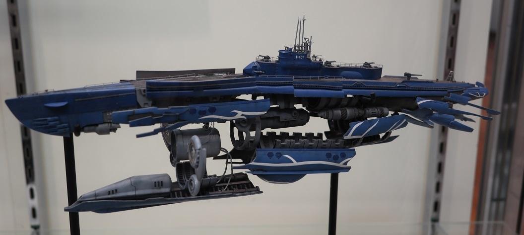 8bイ401超重力砲形態